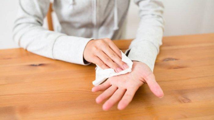 Benarkah Telapak Tangan Berkeringat Pertanda Penyakit Mematikan? Simak Penjelasannya !