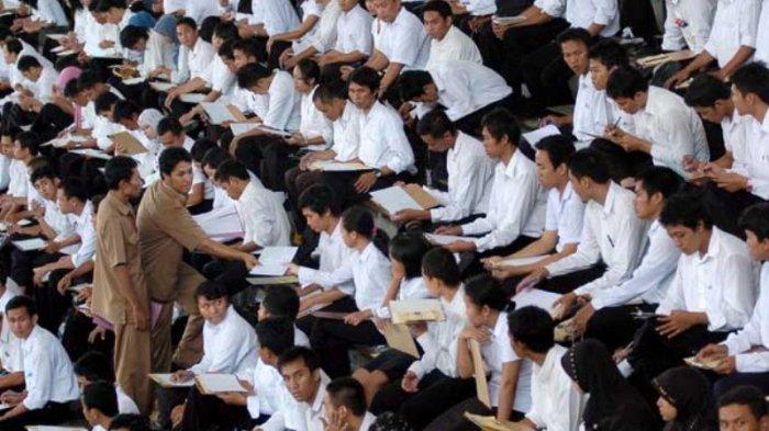 Pendaftaran CPNS dan PPPK 2021, Peserta Seleksi PPK Guru Tak Perlu Unggah Ijazah, Bisa Ikut 3 Kali