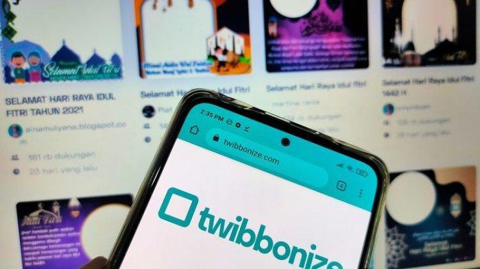 Link, Template, dan Cara Pakai Twibbon untuk Bikin Ucapan Selamat Idul Fitri 2021, Langsung Bagikan