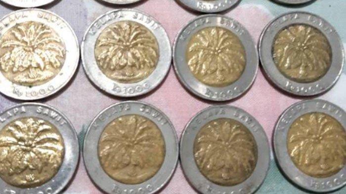 Viral Uang Koin Rp 1.000 Kelapa Sawit Dijual hingga Rp 100 Juta, Ini Penjelasan Bank Indonesia