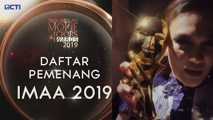 Daftar Lengkap Pemenang IMA 2019, Luna Maya dan Gading Marten Sabet Piala