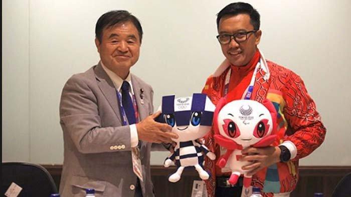 Bertemu Utusan Olimpiade Tokyo 2020, Menpora Imam Nahrawi: Berharap Pencak Silat Masuk Pertandingan