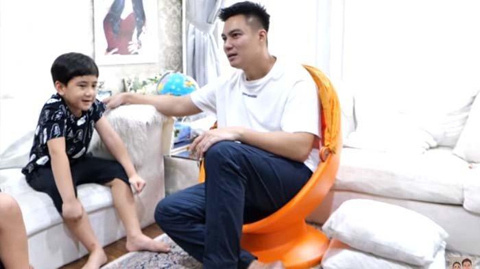 Dengar Kabar Kiano dan Zunay Dijodohkan, Rafathar Bereaksi, Baim Wong Syok : Biar Kita Jadi Saudara