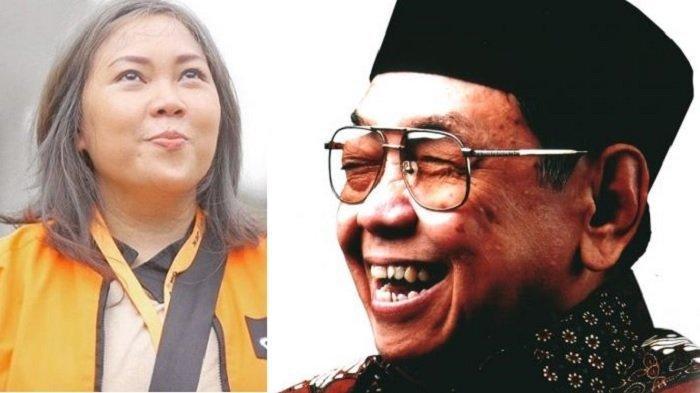 Pemuda Maluku Ditangkap karena Kutip Humor Gus Dur, Inayah Wahid : Panggil yang Bikin Joke Dong Pak