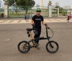 Fisioterapis Persikabo 1973 Gowes Sepeda dari Bogor ke Jakarta Hanya Berbekal Pisang
