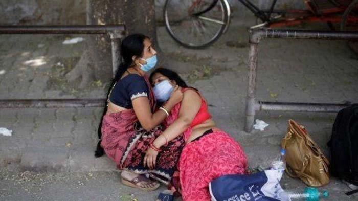 Jadi Korban Penipuan Vaksin Covid-19 Abal-abal, Ribuan Orang di India Disuntik Air Garam