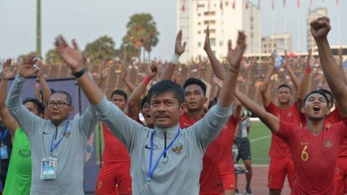 Prediksi Skor Timnas U-23 Indonesia vs Myanmar Semifinal Sea Games 2019, Indra Sjafri Yakin menang