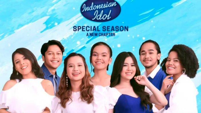Biodata 7 Kontestan Indonesian Idol yang Tampil Nanti Malam, Bawakan Lagu Bertema Idol Love Song