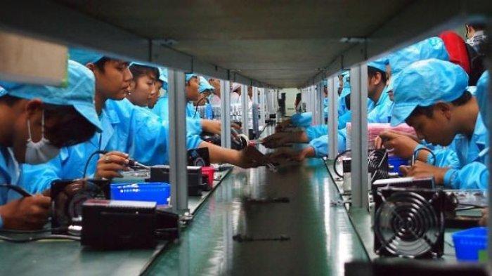 Kadin Sebut Industri Manufaktur Melambat Karena Menunggu Hasil Pilpres