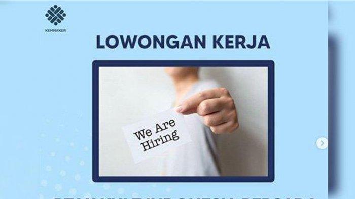 LOKER Lowongan Kerja 2 Perusahaan untuk Lulusan SMA/SMK, Penempatan di Bandung dan Tangerang