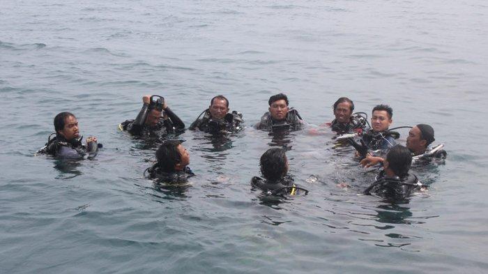Keseruan Mahasiswa IPB University Belajar Ocean Leadership