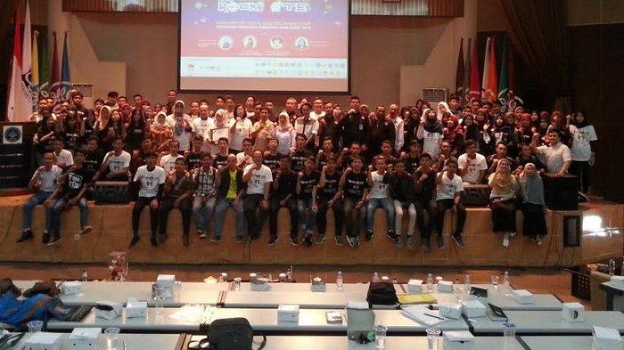 Tinggalkan Budaya Golput, Mahasiswa IPB Ikuti Electainment on Campus - Rock the Vote Indonesia
