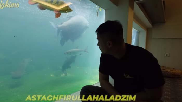 Ikan Mahal Mati Mendadak, Irfan Hakim Nangis Sambil Ucap Istigfar : Masih Binatang Dipanggil Allah