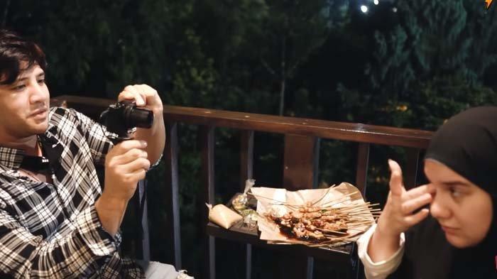 Ngidam Sate Sapi, Irish Bella Nangis saat Tahu Dagingnya Terbuat dari Hewan Ini, Ammar: Lebay Banget