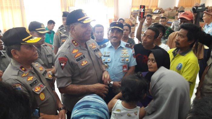 Situasi Terkini di Wamena Pasca Terjadi Kerusuhan, Kapolda Papua : Aman