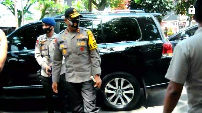 BREAKING NEWS - Kapolda Jabar Turun ke Bogor Pantau Operasi Yustisi
