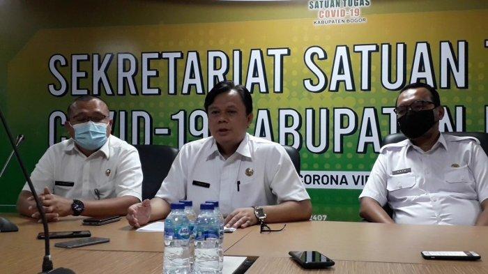 Update Covid-19 Kabupaten Bogor 8 Desember 2020 : Bertambah 14 Sembuh, 52 Positif Baru