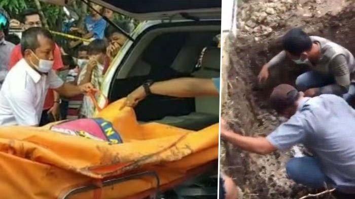 Fakta Baru Kasus Wanita Hamil Tewas di Septic Tank, Tanda di Leher Jadi Petunjuk, Ini Hasil Autopsi