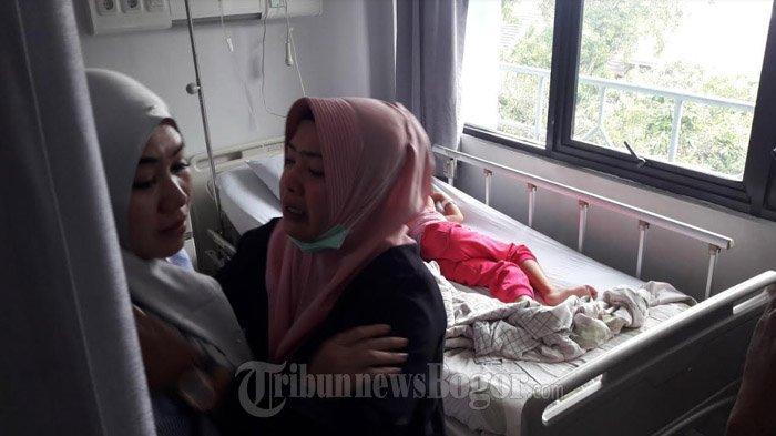Nenek Tewas dan Cucu Alami Luka Setelah Ditabrak Moge, Tangis Keluarga Pecah di Rumah Sakit