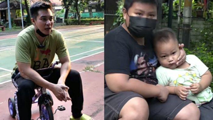 Iseng Bawa Kabur Sepeda Anak Kecil, Baim Wong Bikin Bocah Melongo saat Lihat Mainan Ini : Apa Itu?