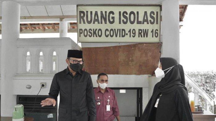 Pemerintah Kota Bogor menyiapkan tempat isolasi berbasis masyarakat.