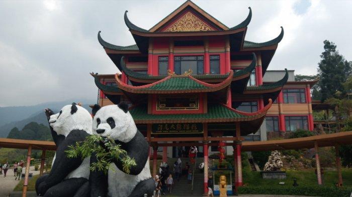 Istana Panda Indonesia Taman Safari Bogor