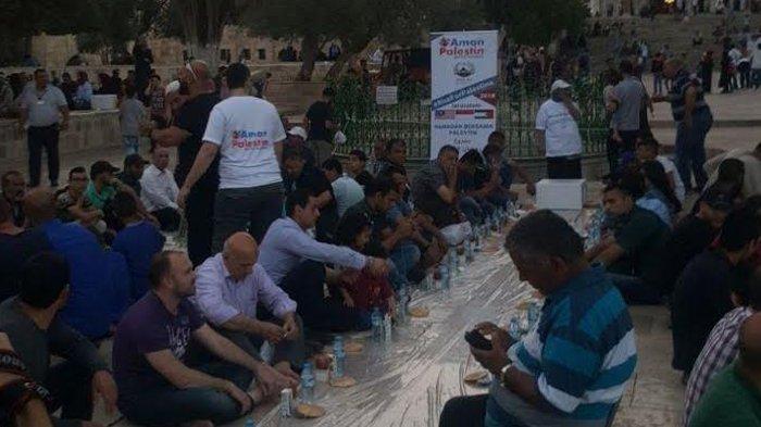 Aman Palestin Indonesia Gelar #465Challenge, Yang Terpilih Diberangkatkan Ke Palestina
