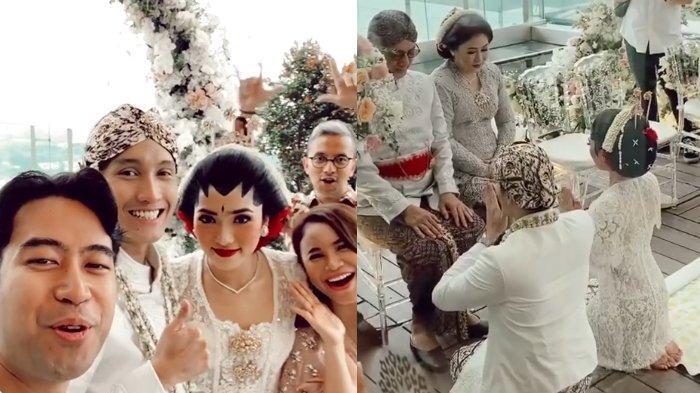 Cerita Isyana Terkendala Ini Jelang Menikah, Rayhan Ungkap Momen Romantis saat Istri Hendak Konser