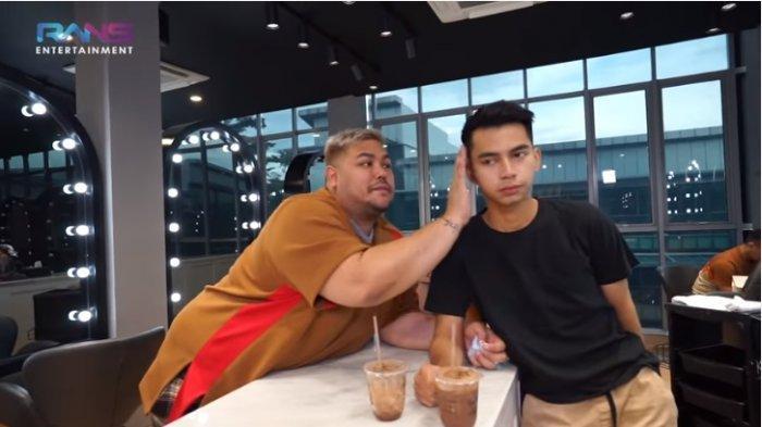 Ivan Gunawan nasihati Dimas Ahmad