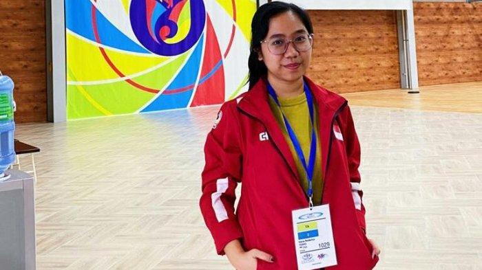 Atlet Menembak Kota Bogor Ivana Roderica Wakili Indonesia Dalam Kejuaraan Dunia ISSF di Kazakhtan