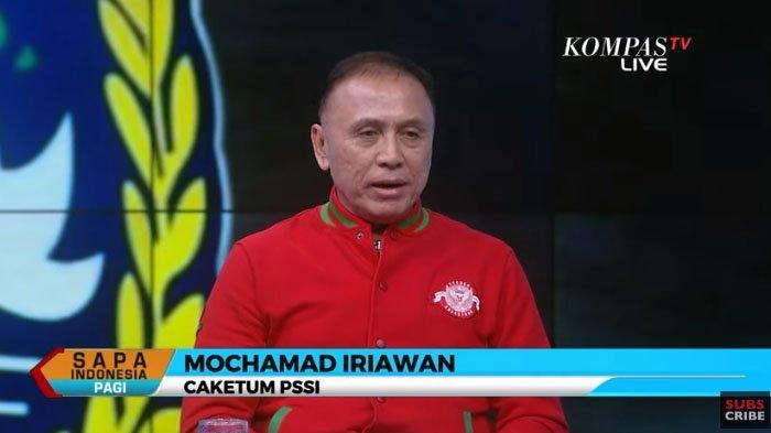 Mochamad Iriawan Terpilih Jadi Ketum PSSI, 1 Calon Mundur dan 6 Lainnya Diusir Keluar Arena Kongres