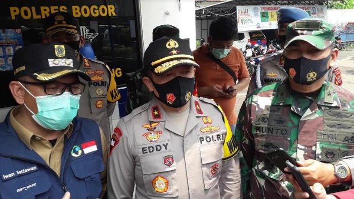 Operasi Yustisi di Kabupaten Bogor Akan Digelar Rutin Selama Dua Pekan, 5 Kecamatan Dapat Prioritas