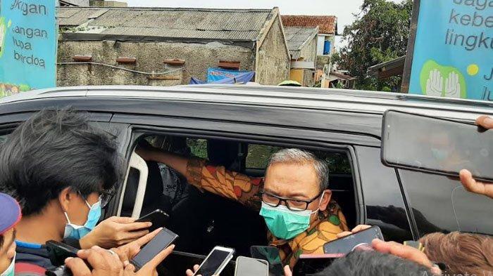 Gula Darahnya Naik, Wabup Bogor Iwan Setiawan Gagal Divaksinasi
