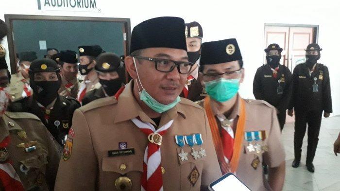 Anak Buah Nyeberang ke Kota Bogor Nyalon Sekda, Iwan Setiawan : Ada Kebanggaan Lah