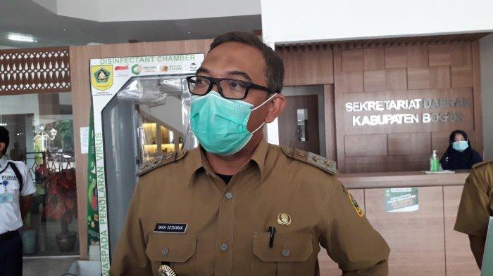 Terkait Perpanjangan PSBB Pra AKB, Pemkab Bogor Tunggu Arahan Gubernur Jabar