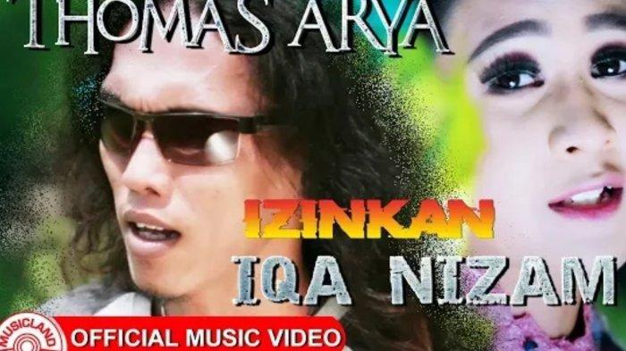 Download Lagu Thomas Arya feat Iqa Nizam, Chord Gitar dan Lirik Ku Rasakan Perhatianmu