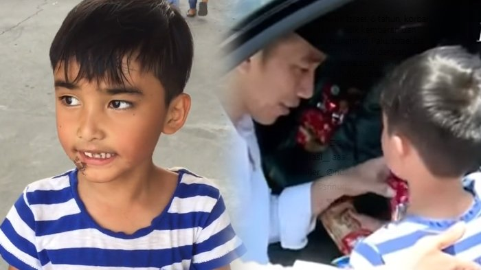 Sempat Minta Ikut Jokowi Usai Tsunami Palu, Israel Bawa Kue ke Makam Ibunda: Happy Birthday Mami !