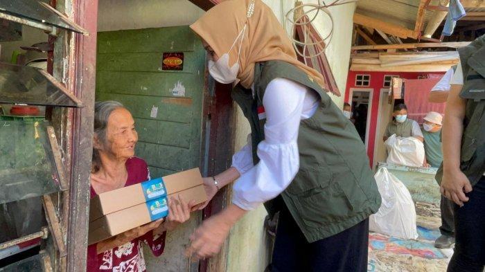 Ribuan Warga Kota Bogor Terima Rantang Cinta dari Jabar Bergerak Kota Bogor