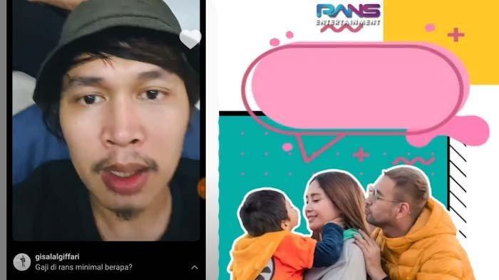 Jadi karyawan Raffi Ahmad, Midun bongkar gaji fantastis di Rans Entertainment serta suka dukanya