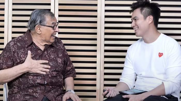 Baim Wong Tanya Sikap Jika Dibenci Orang, Quraish Shihab Beri Nasihat Bahas Beda Tipis Benci & Cinta