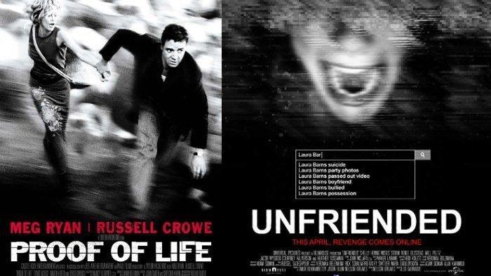 Jadwal Acara TV Selasa 11 Februari 2020 : Film Proof Of Life di Trans TV, Unfriended di GTV