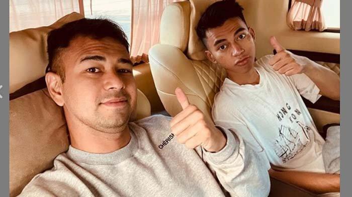 Jadwal syuting Dimas bejibun setelah jadi adik angkat Raffi Ahmad, suami Nagita ungkap kekhawatiran