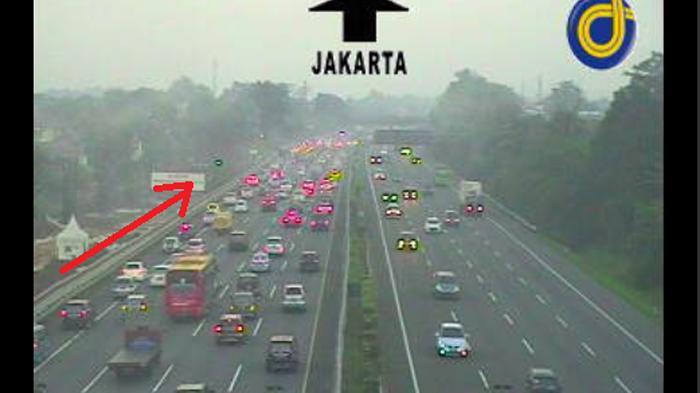 Pagi Ini Tol Jagorawi Arah Jakarta Tersendat Mulai Taman Mini Hingga Cililitan