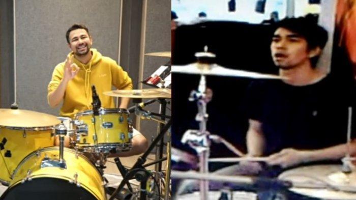 Jajal Jadi Drummer Ungu, Raffi Pernah Ngeband Bareng Aldi Taher, Suami Nagita Malu Karena Ini: Ancur