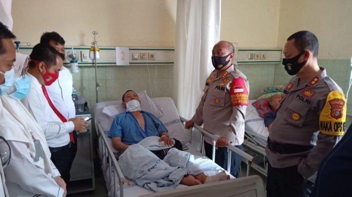 4 Jari Korban Penyerangan Anak Buah John Kei Putus, Minta Pulang Setelah Dijahit Dokter