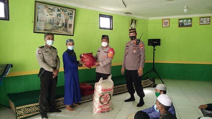 Jaga Silaturahmi, Polsek Bojonggede Sambangi Pondok Pesantren Hijir Ismail