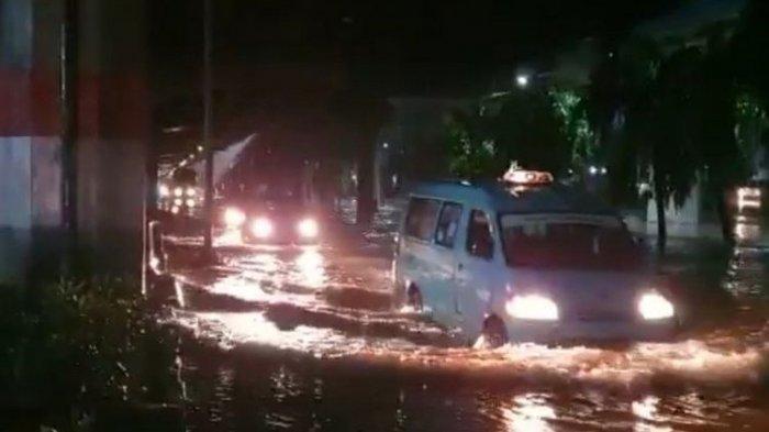 Jakarta Banjir Selasa Pagi, Hindari Ruas Jalan Berikut Ini
