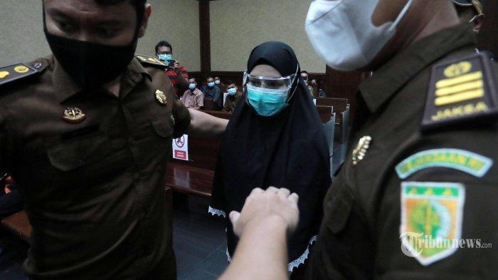 Divonis 10 Tahun, Jaksa Pinangki Belum Putuskan Banding atau Tidak