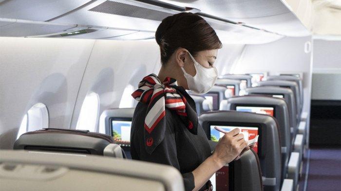 JAL Tawarkan Layanan Baru, Complimentary Covid-19 Coverage Gratis untuk Penerbangan Internasional