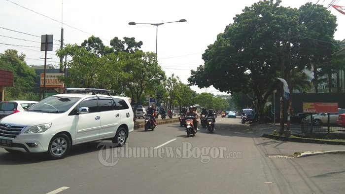 Jalan Ahmad Adnawijaya Saat Ini Lancar Tanpa Hambatan